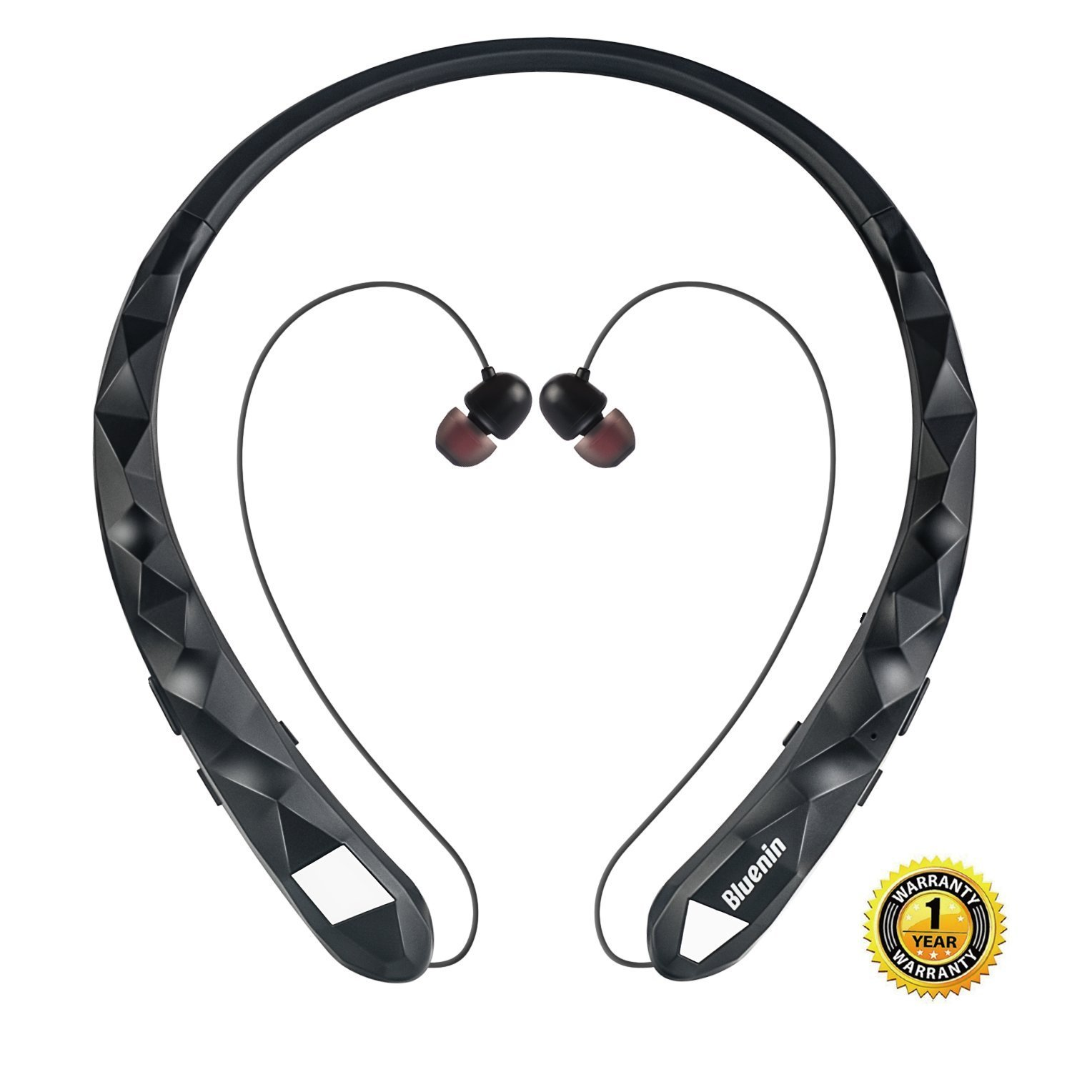 Bluenin 919 Bluetooth Sports Headphones Neckband