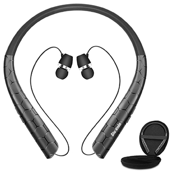 Bluenin 990s Bluetooth 5.0 Wireless Neckband Headset